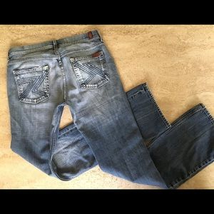 7 For All Mankind Flynt Jeans💙